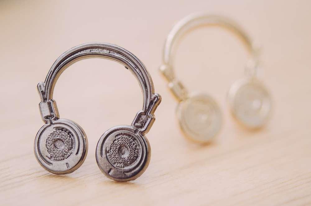 Grado Headphones Pin 6