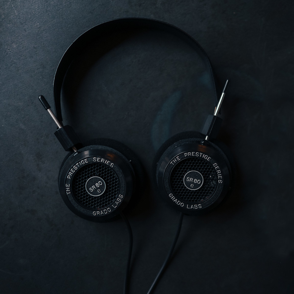 Grado SR80e iPhone