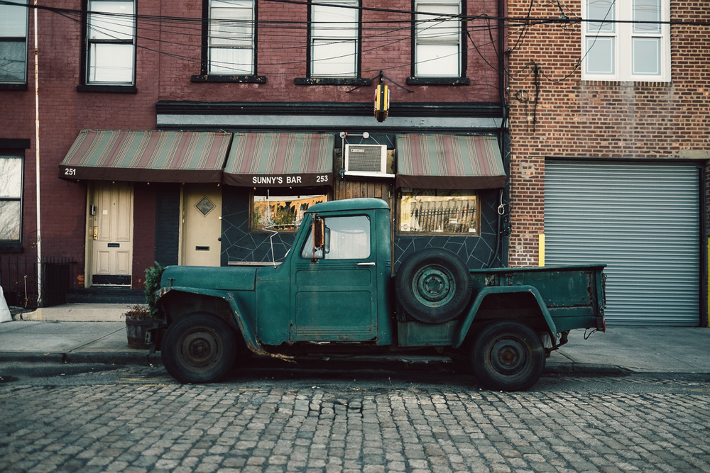 Red Hook Truck