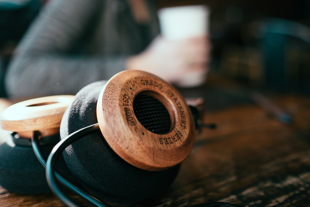 Grado GS1000e at Kinfolk