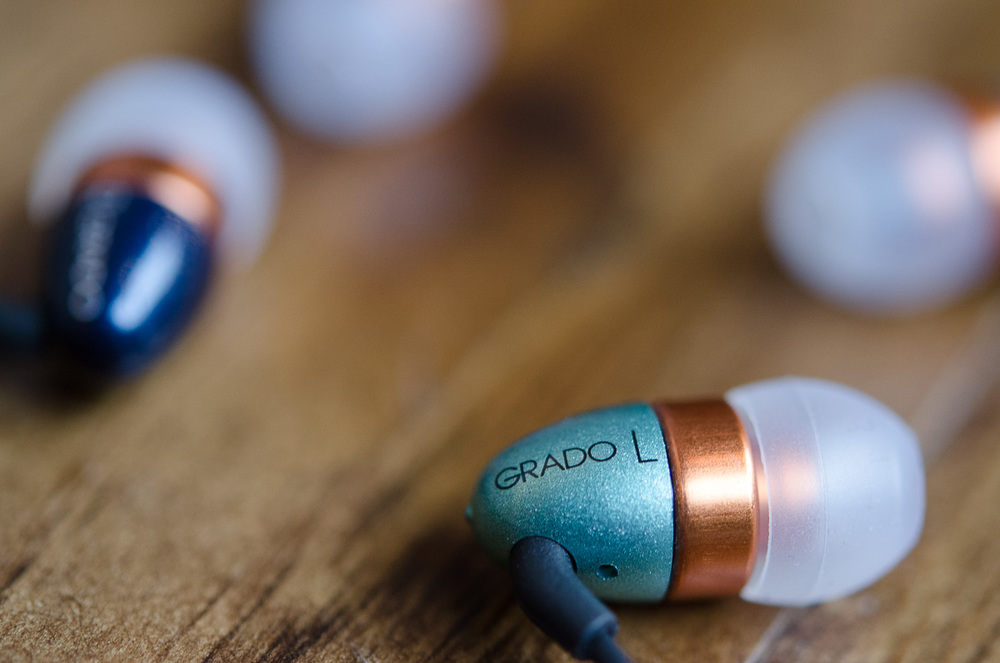 Grado GR10e First Shoot