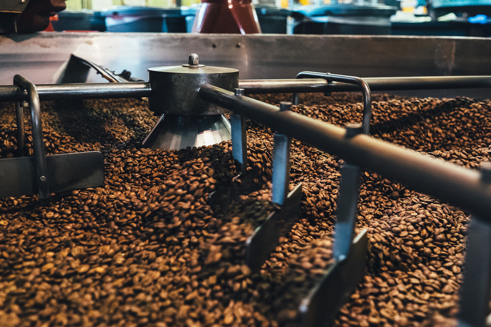 Intelligentsia Roasting