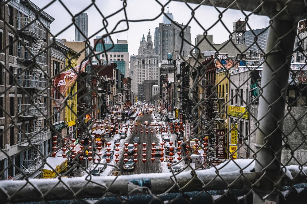Chinatown Glimpse