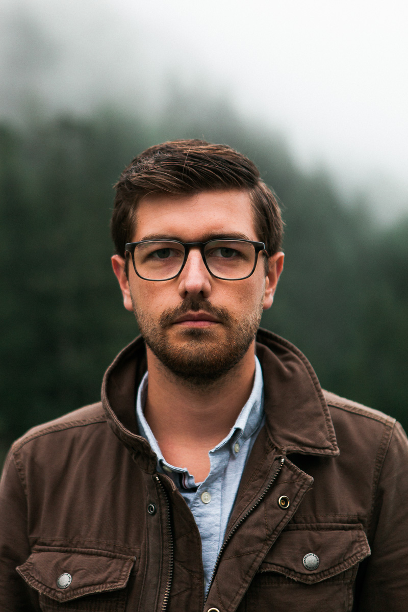 Copy of Jonathan Grado with Warby Parker Glasses by Josh Bloomfield