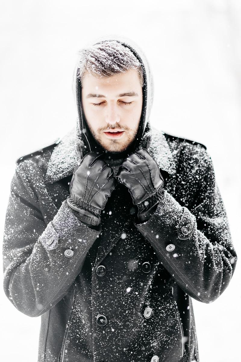 Copy of Jonathan Grado Brooklyn Snow Portrait