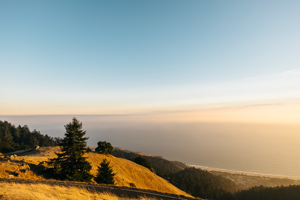 San Francisco Mount Tamalpais