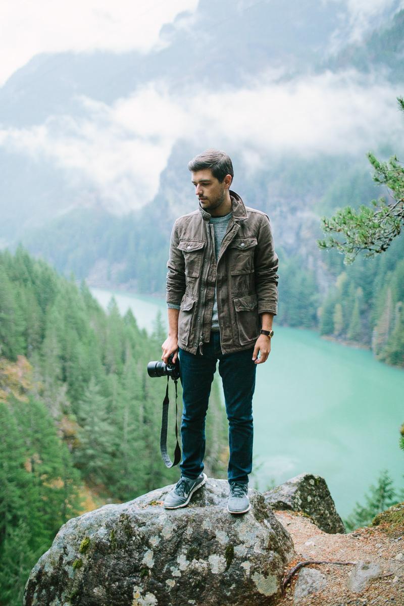Jonathan Grado Northern Cascades