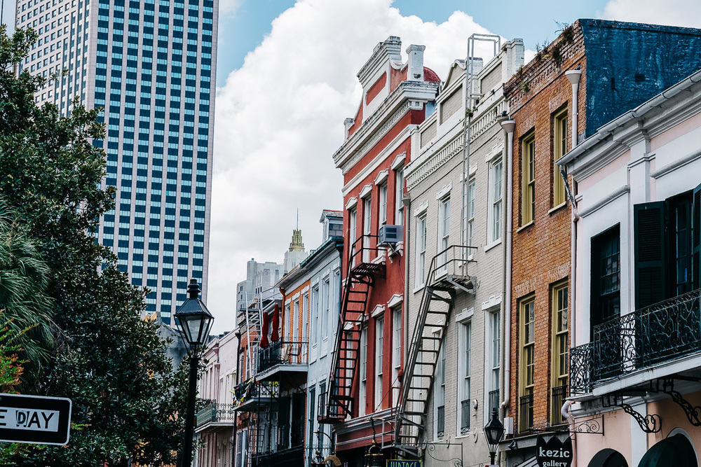 New Orleans French Quarter