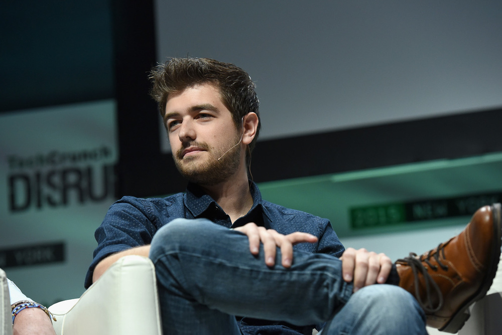 Jonathan Grado at Techcrunch