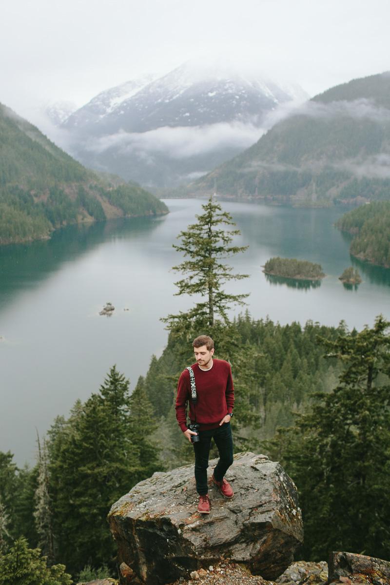 Jonathan Grado Portrait North Cascades