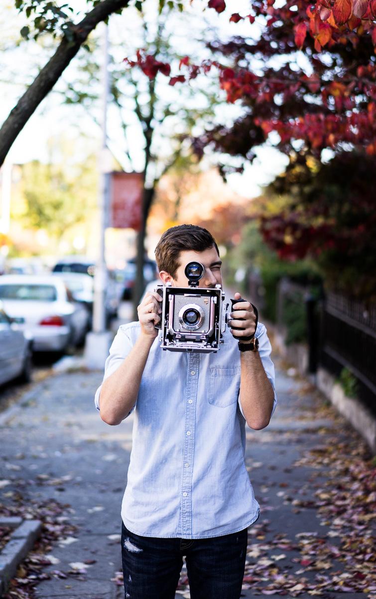 Copy of Jonathan Grado Autumn Portrait