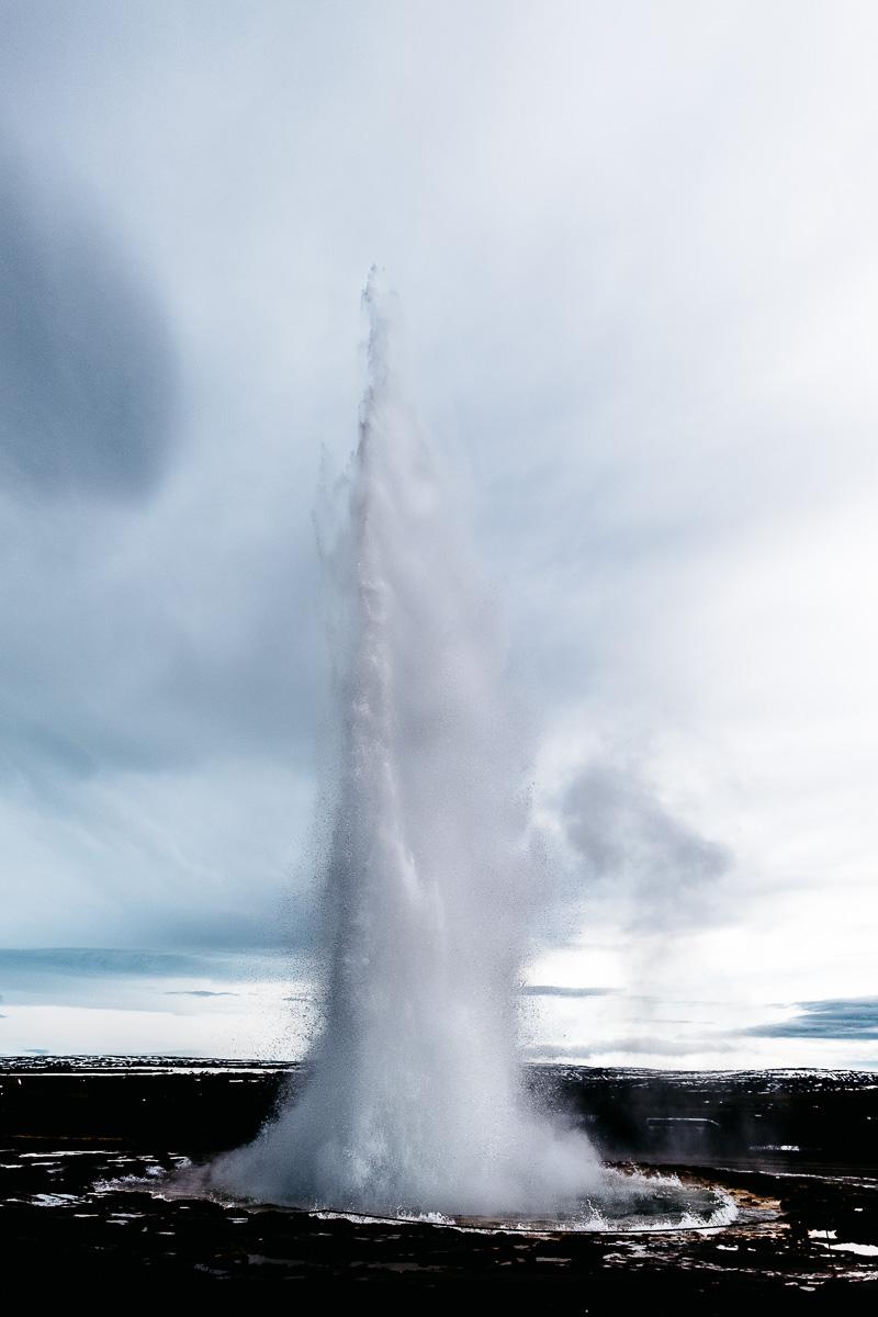 Iceland Trip Day 3 Geysir