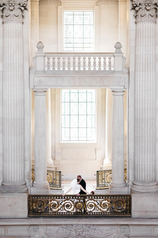 San Francisco City Hall Interior