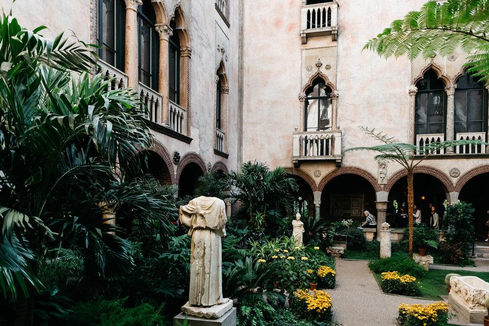 Steward Isabelle Gardner Museum