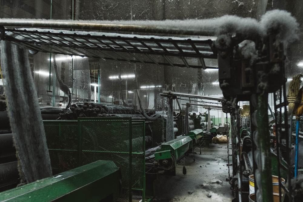 Faribault Woolen Mill Tour