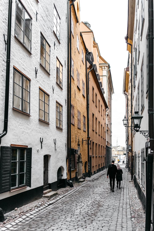 Sweden Day 1