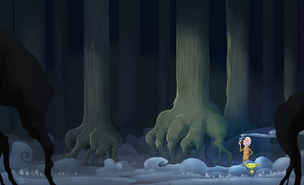 Ralph & Yoda