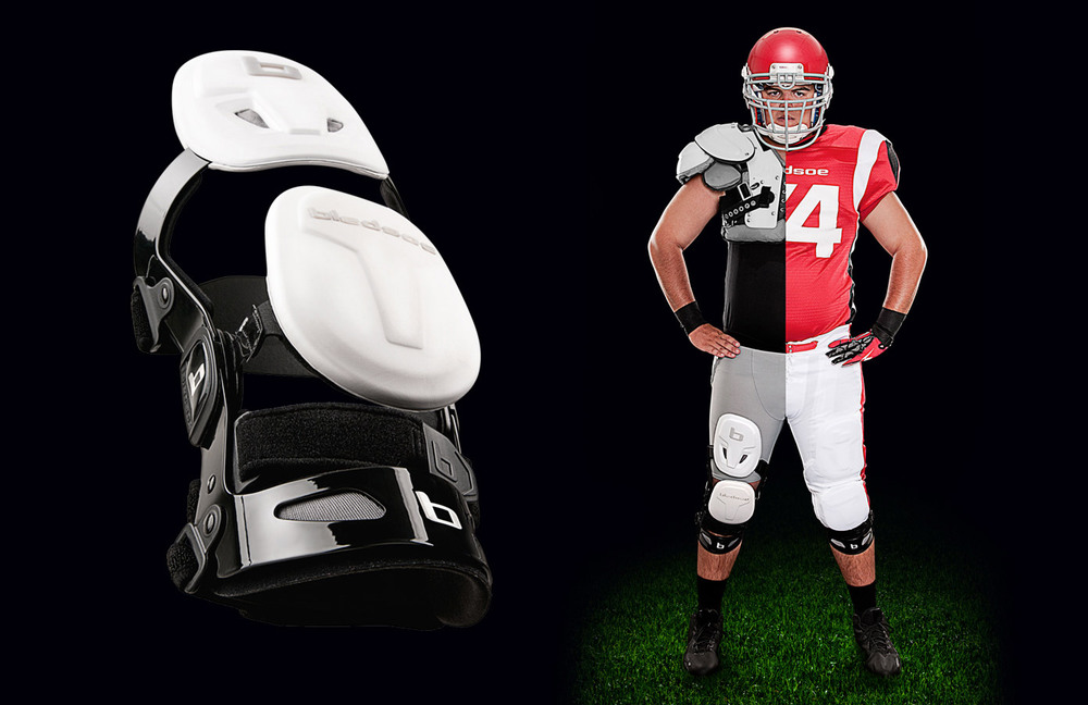 ​Bledsoe NZONE football specific knee brace