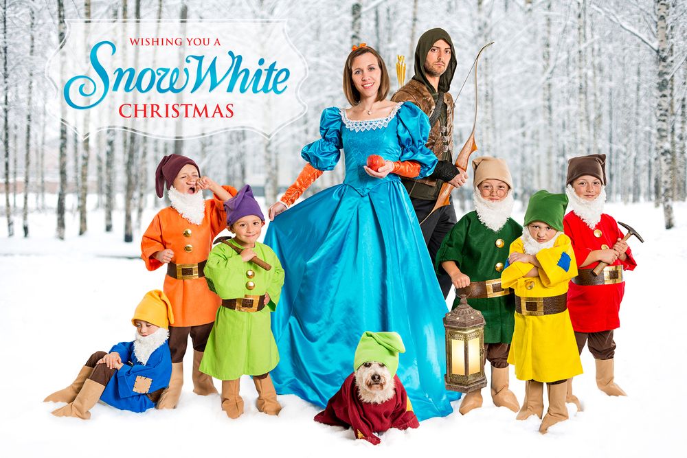 Skinner Snow White Christmas