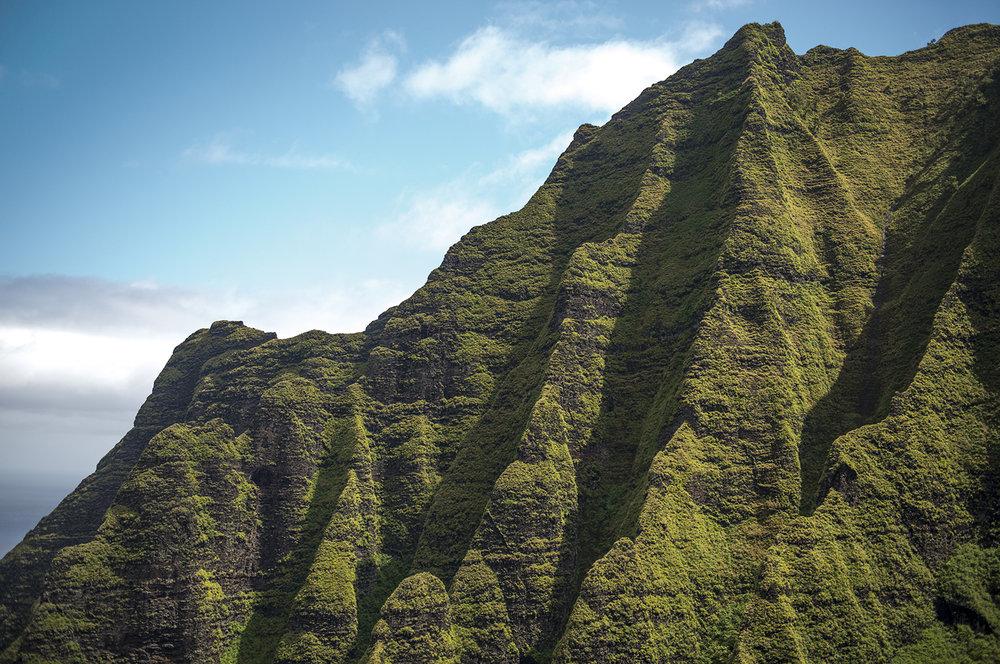 NaPali Cliffs, Kauai