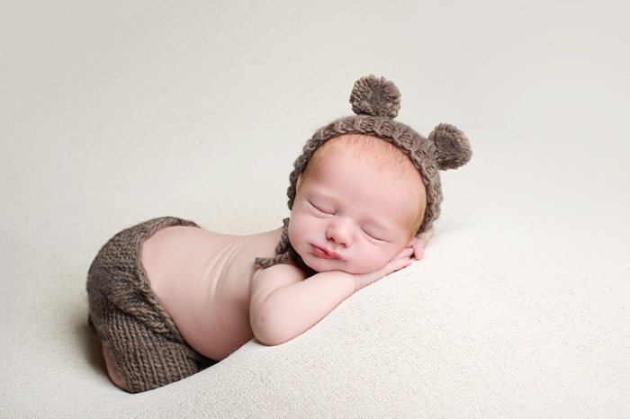 sweet baby bear outfit
