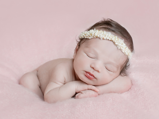 Woods newborn portrait jpg