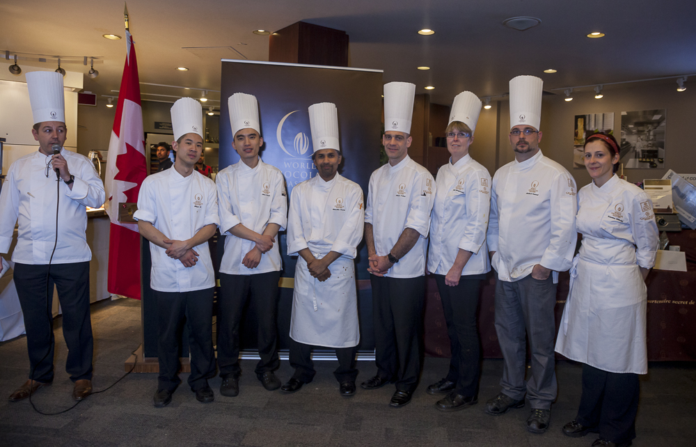 All Competiors of the WCM 2013