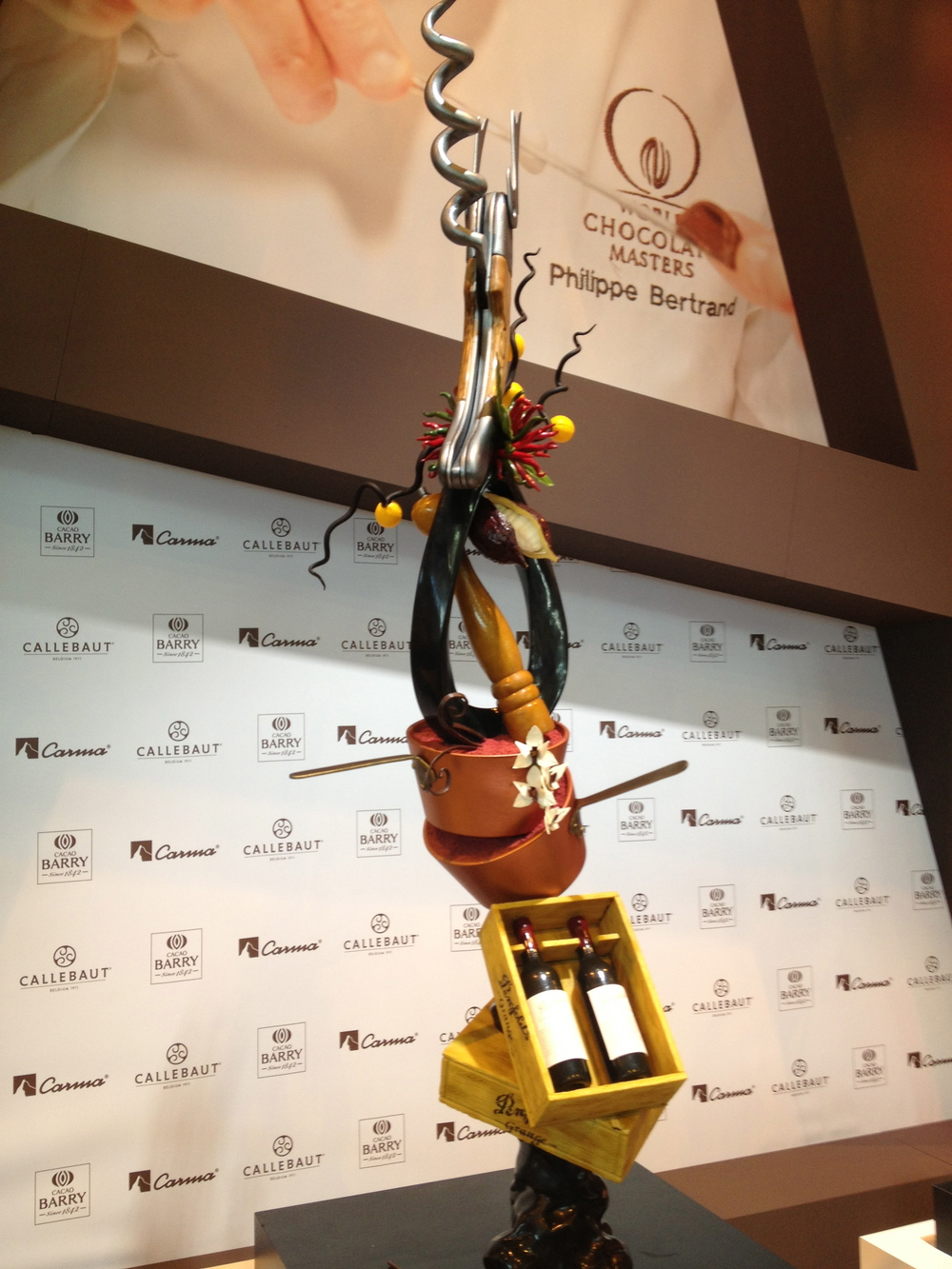 Australia's Chocolate Showpiece