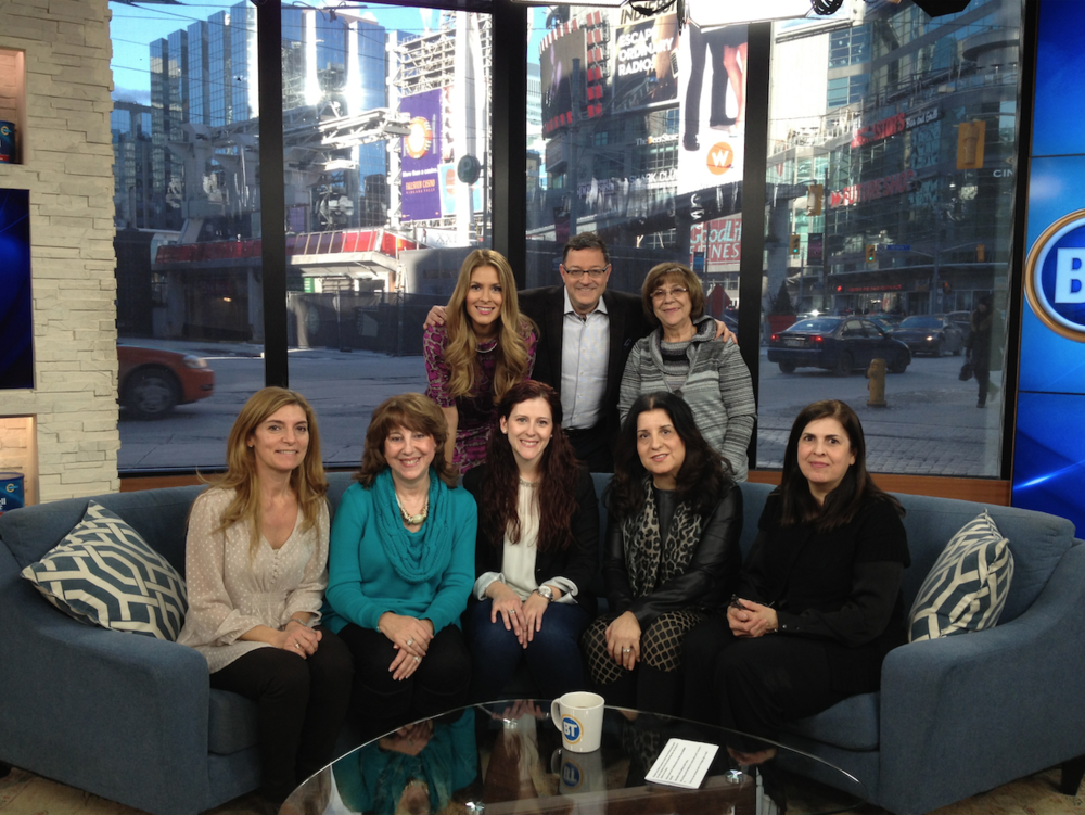 Copy of Breakfast Television - 2014