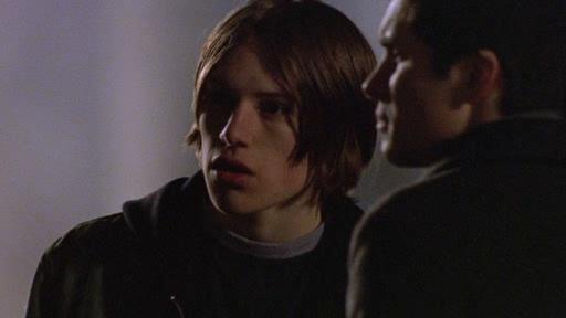 Hunter (left), Michael (right)