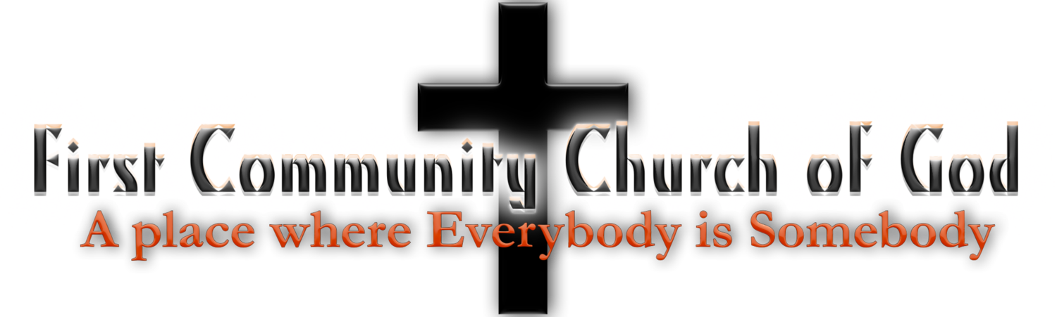 FIRST COMMUNITY MINISTRIES | Where Everybody is Somebody