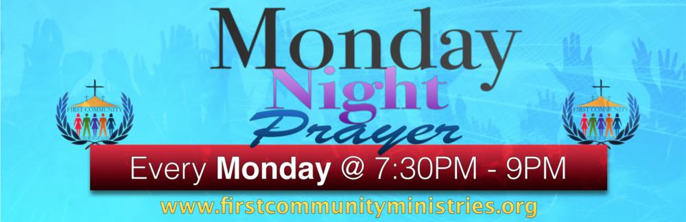 Monday Night Prayer Promo.png