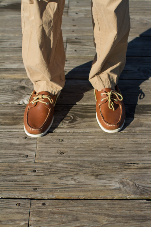 Sperries-Topsiders