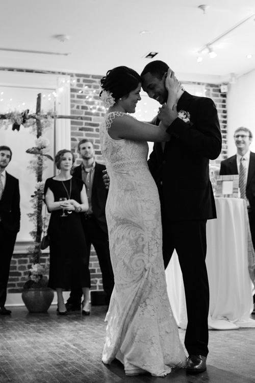 Fathom-Gallery-wedding-first-dance
