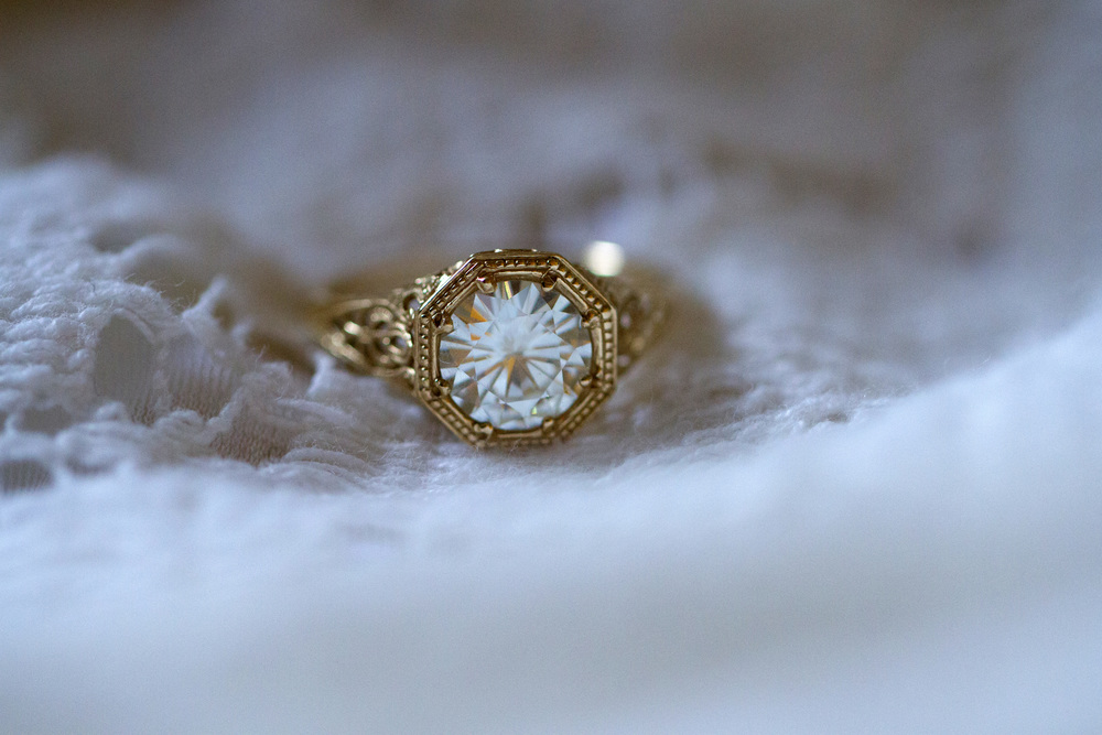 Gold-engagement-ring-shot