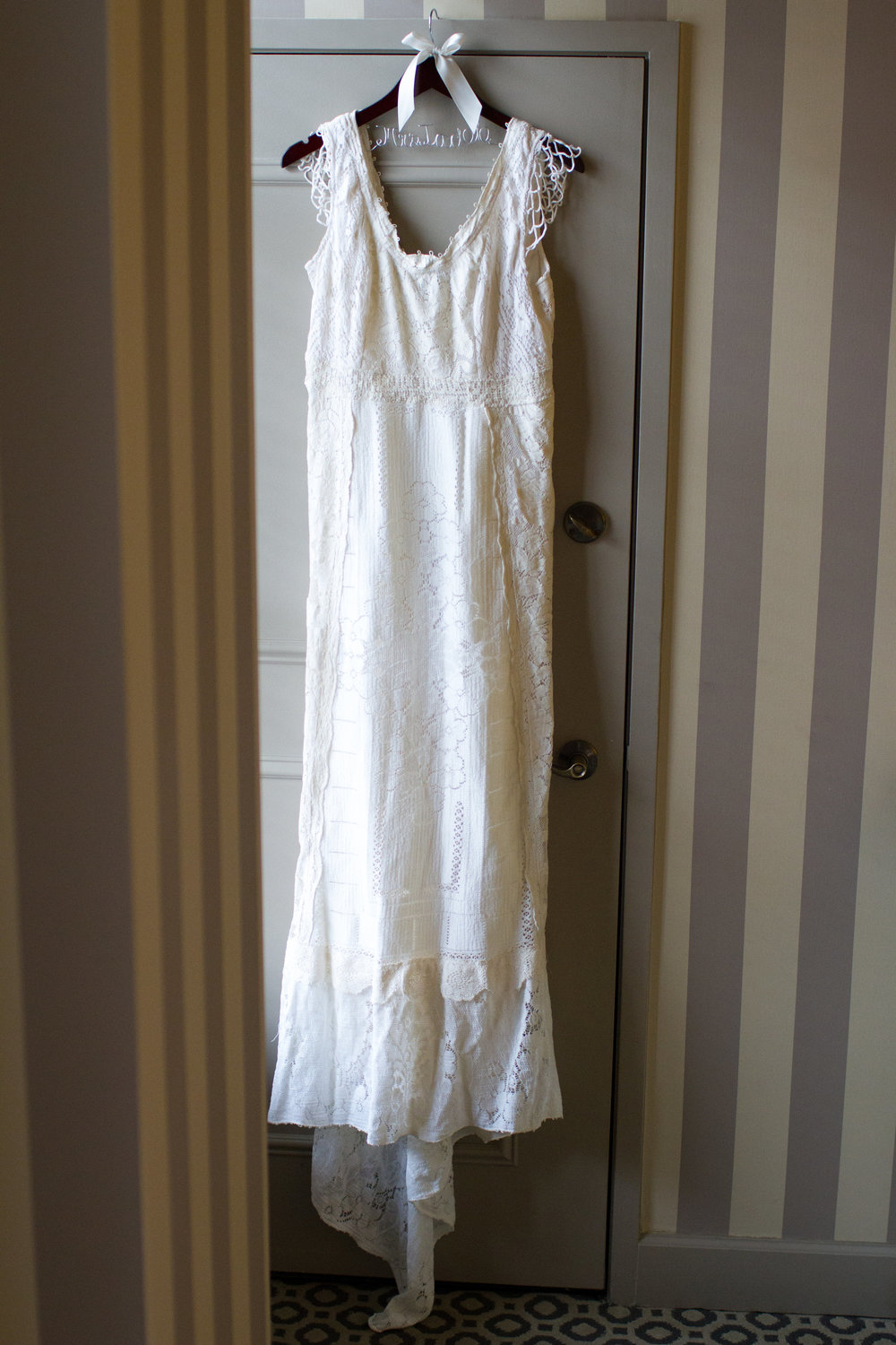 Bridal-dress-with-hanger