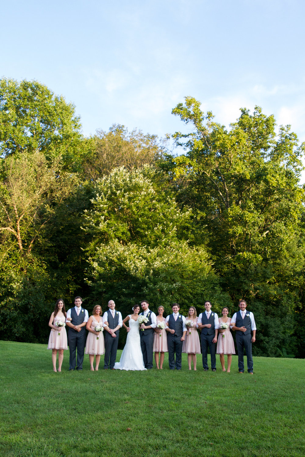 Meadowlark Botanical Garden Wedding Vienna wedding photographer