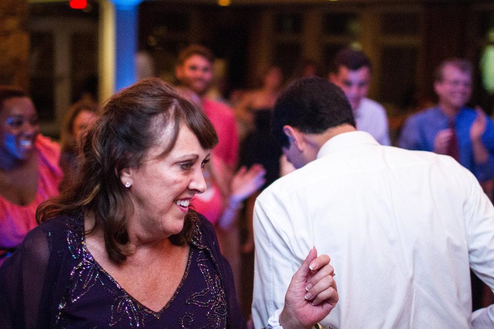 Wedding reception dancing | Bull Run Golf Club
