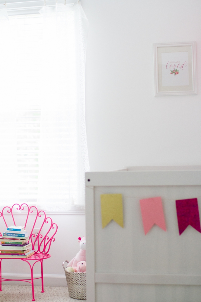 Girl nursery inspiration | Lorin Marie Photography