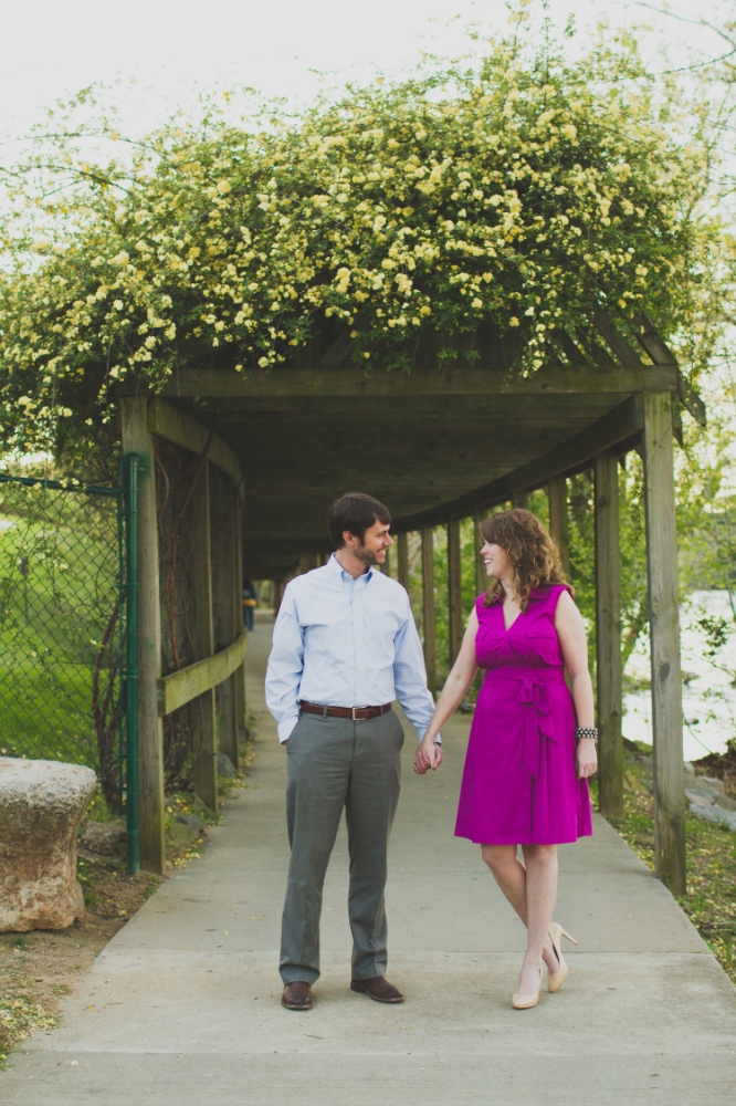 Flowers by the Riverwalk | Lorin Marie Photography