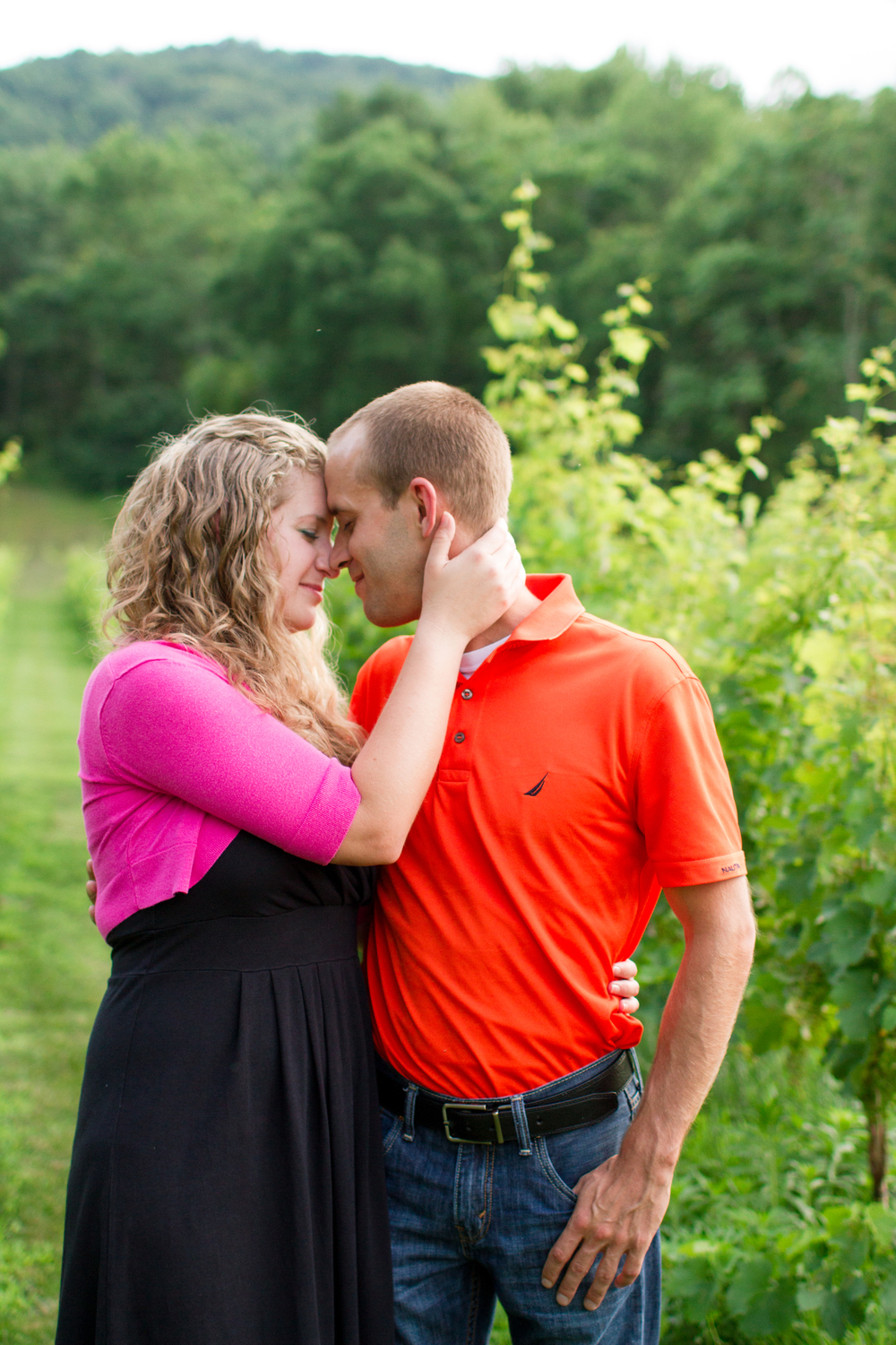 Engagement photos in Northern Virginia