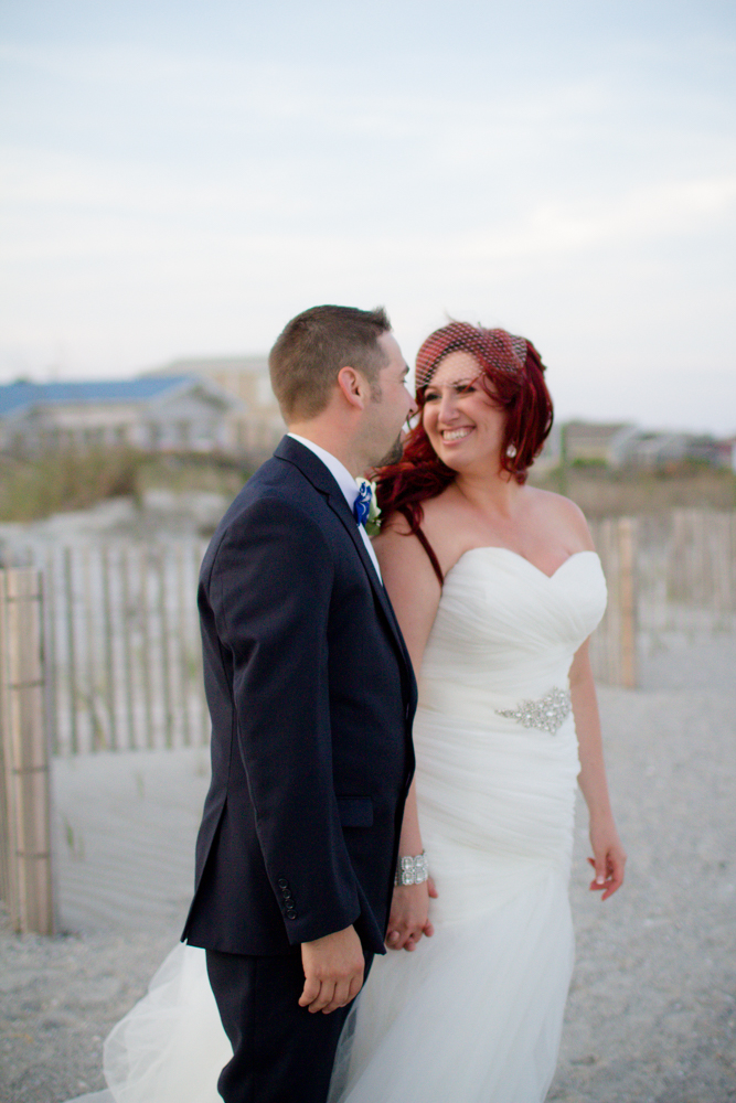 Wedding at Folly Beach