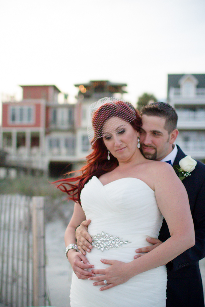 Wedding on Folly Beach