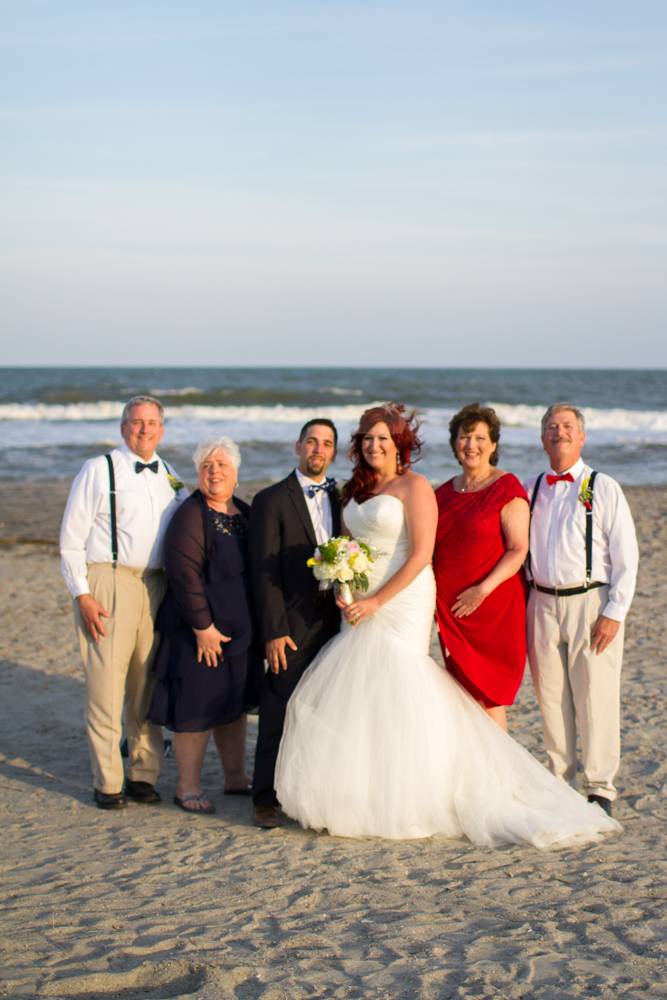 Parents of bride and groom photo