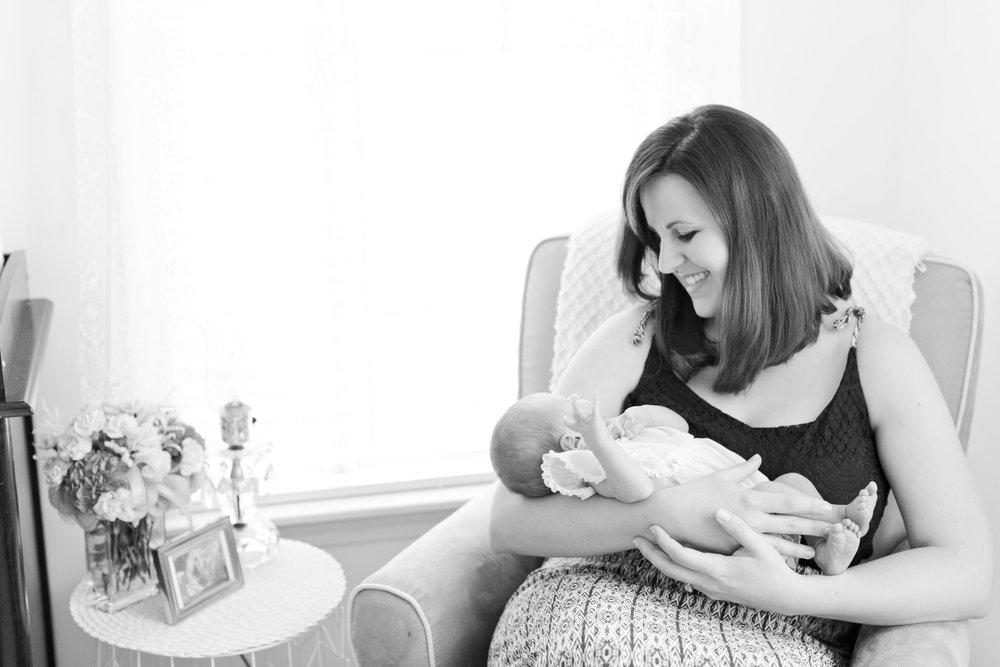 South Carolina newborn photography