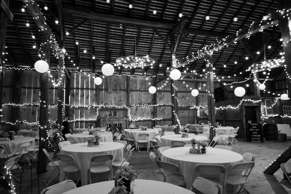 Cloverdale Barn wedding | Lorin Marie Photography