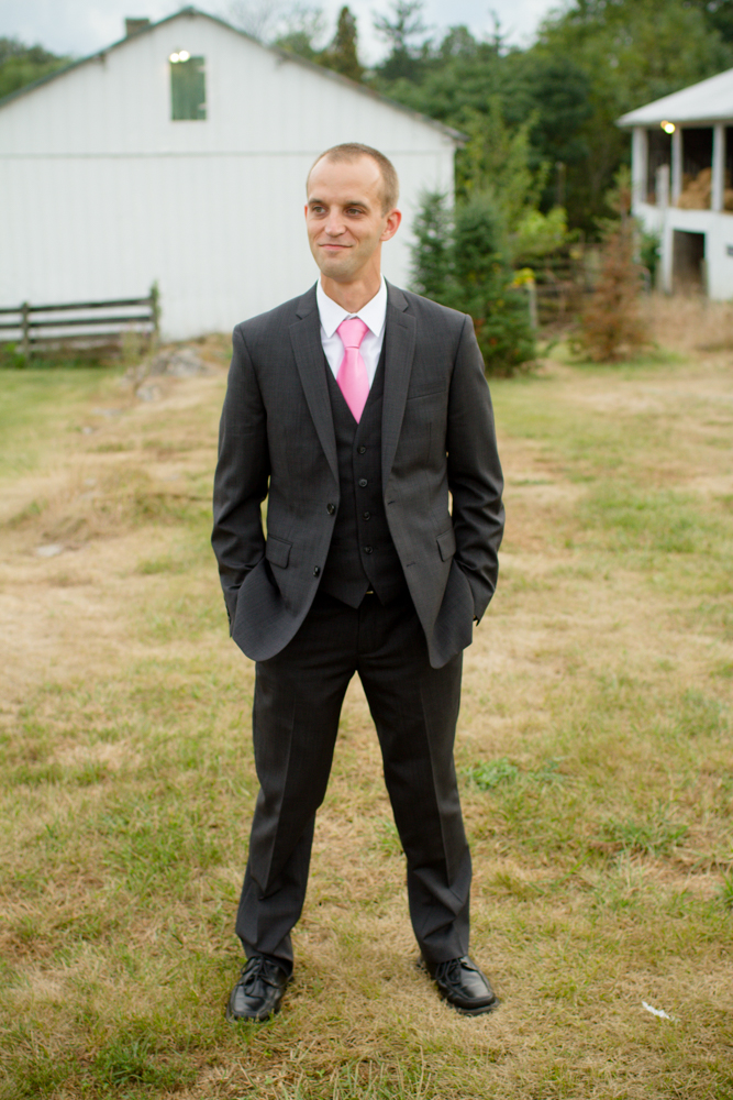 Groom portrait | Lorin Marie Photography