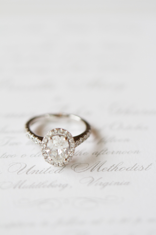 Beautiful wedding ring | Lorin Marie Photography