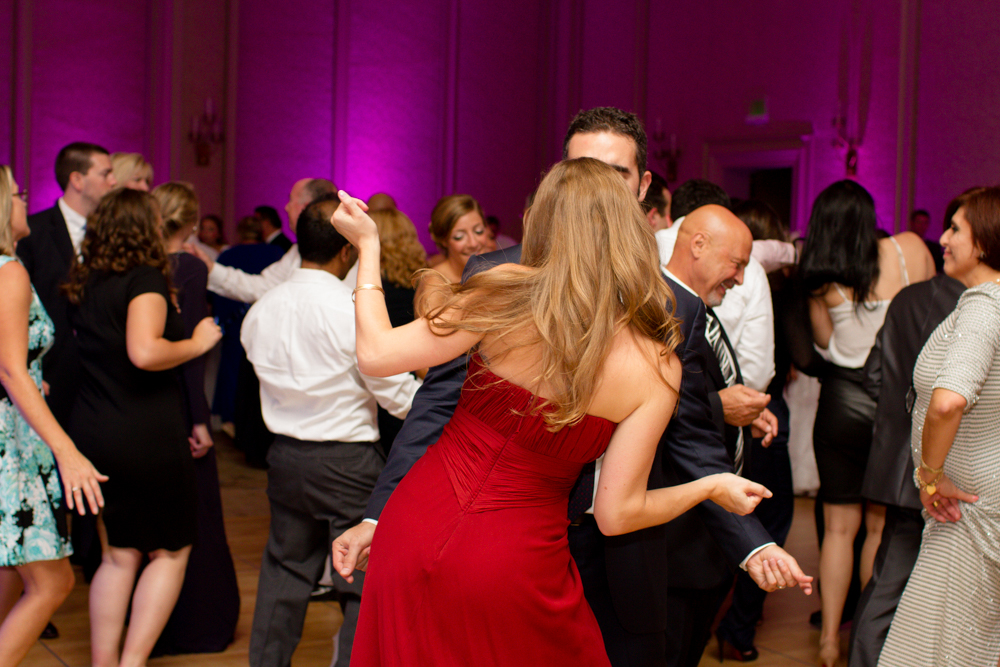 Wedding reception dance | Lorin Marie Photography