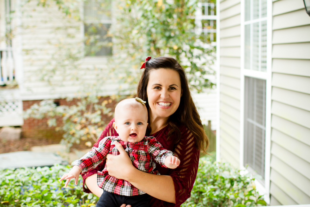 Mama and baby girl | Lorin Marie Photography